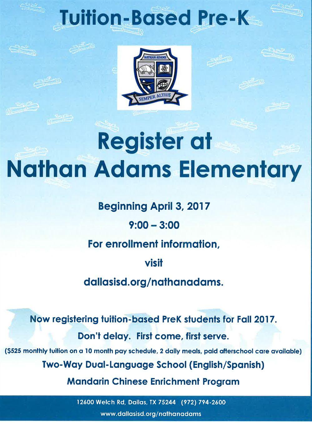 Nathan Adams Elementary School / Nathan Adams Elementary School