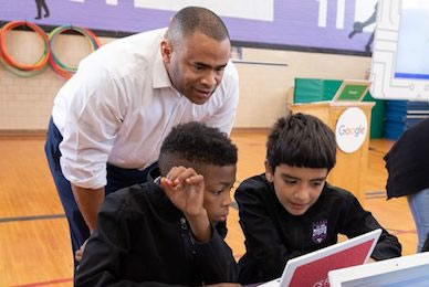 Google Gives Elementary Students A Taste Of Computer Coding