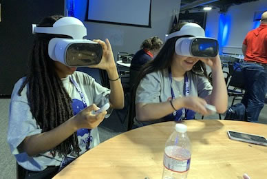 NASA Johnson Space Center gives students full STEM experience
