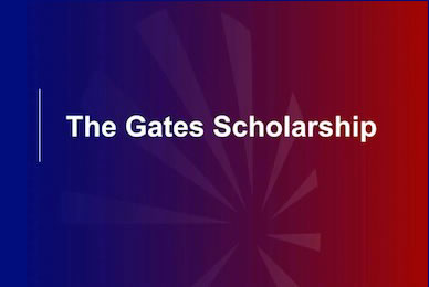 College costs covered: Seven seniors earn prestigious Gates Scholarships