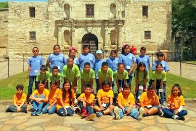 Students experience Texas history in field trip to Austin and San Antonio