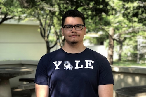 "The ""Trini"" Garza grad and Oak Cliff native is headed to Yale on a full-ride scholarship"