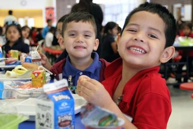 Summer meals program ensures no child goes hungry