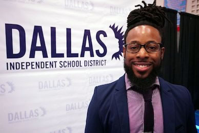 More than 100 recruited for Dallas ISD schools during job fair
