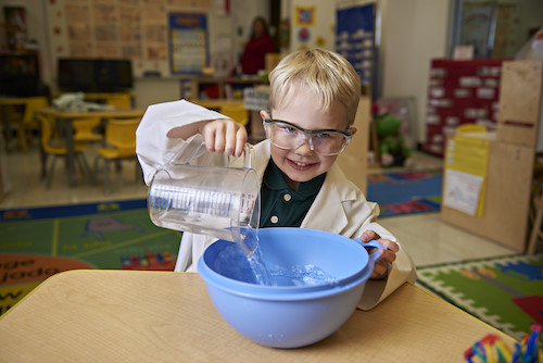 Early learning Students who attend Dallas ISD pre-K have a better chance at lifelong success.