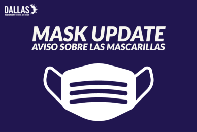 Mask Update: Graphic of mask