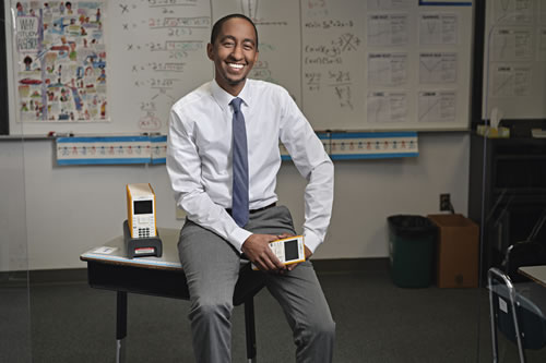 Yonathan Tadesse - Judge Barefoot Sanders Law Magnet at Townview Center Teacher