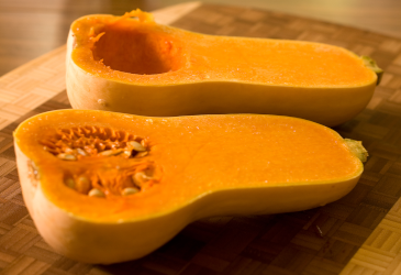 Dallas ISD Food Services Harvest of the Month - Butternut Squash