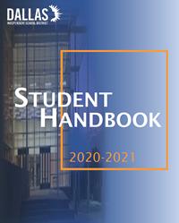 2020-2021 Student Handbook