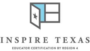 Inspire Texas Education Certification by Region 4