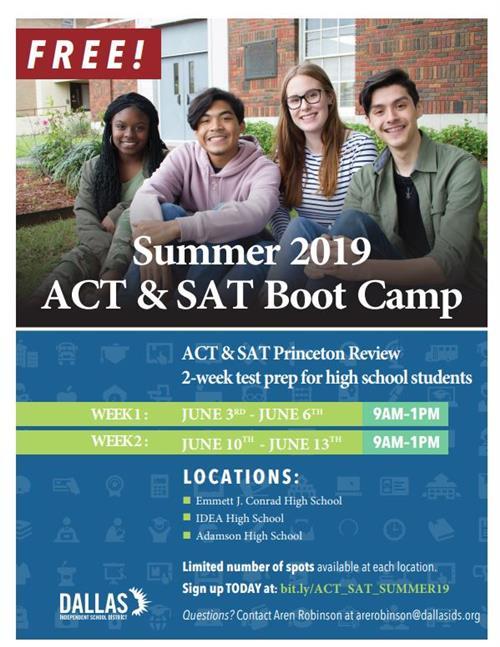 Postsecondary Success / SAT & ACT