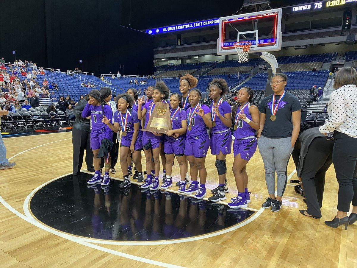 Lincoln Girls finishes 3rd at State Basketball Tournament