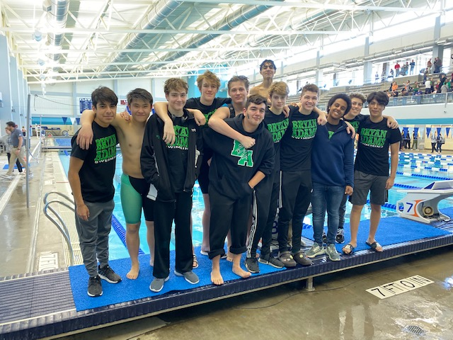 One For the Record Books.... 26 Dallas ISD Swimmers Headed to State