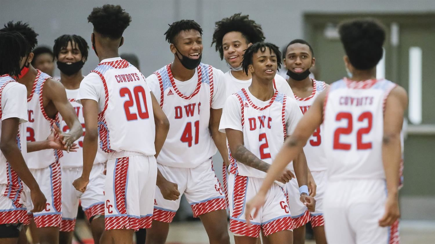 Dallas ISD is a powerhouse school district in basketball..... See Dallas Morning New article