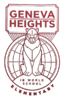 Geneva Heights logo