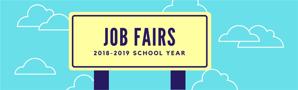 Career Center Teacher Job Fairs