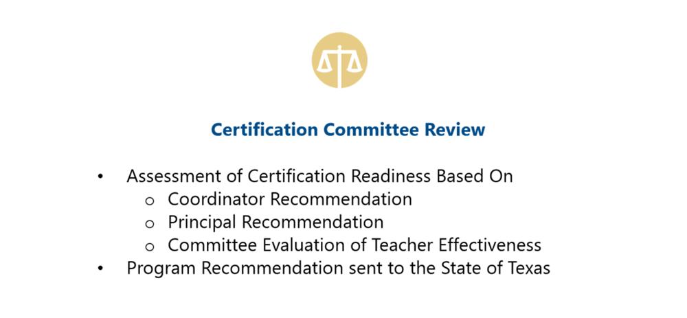earning certification alternative teacher certification dallas