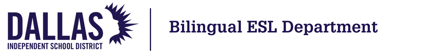 Bilingual ESL Department