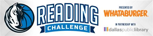 Dallas MAvericks Reading Challenge