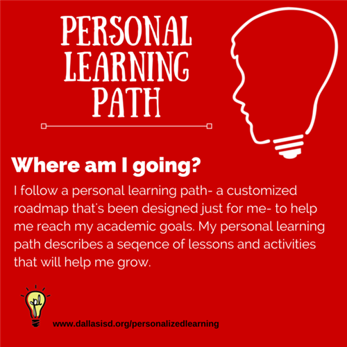 Personal Learning Path
