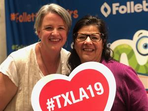 Texas Library Association Annual Conference 2019