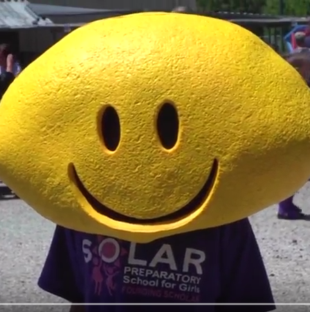 Solar Prep turns lemons into real world experience