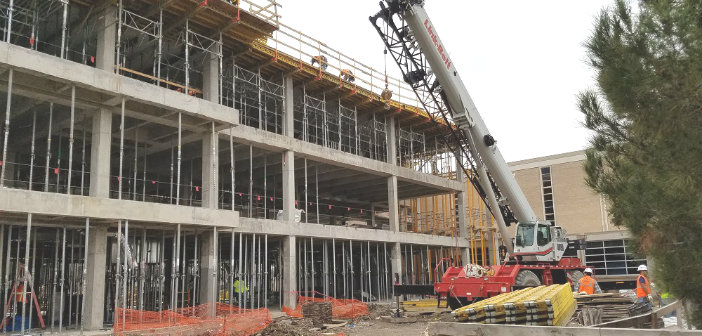 Multiple measures maintain safety on district construction sites