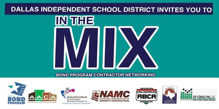 Networking event to showcase contractor opportunities in district's $1.6 billion bond program