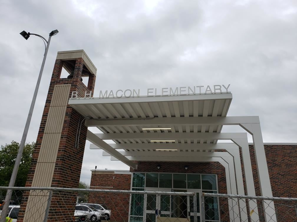 B. H. Macon Construction Update