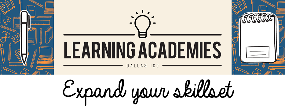 Professional Learning Academies
