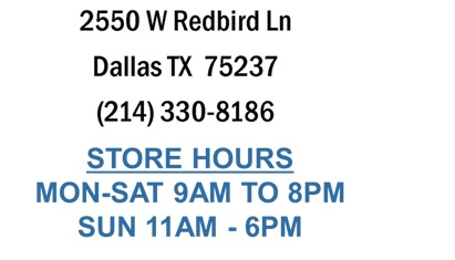 Levines address and hours