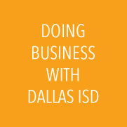 Doing Business With Dallas ISD