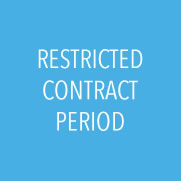 Restricted Contract Period