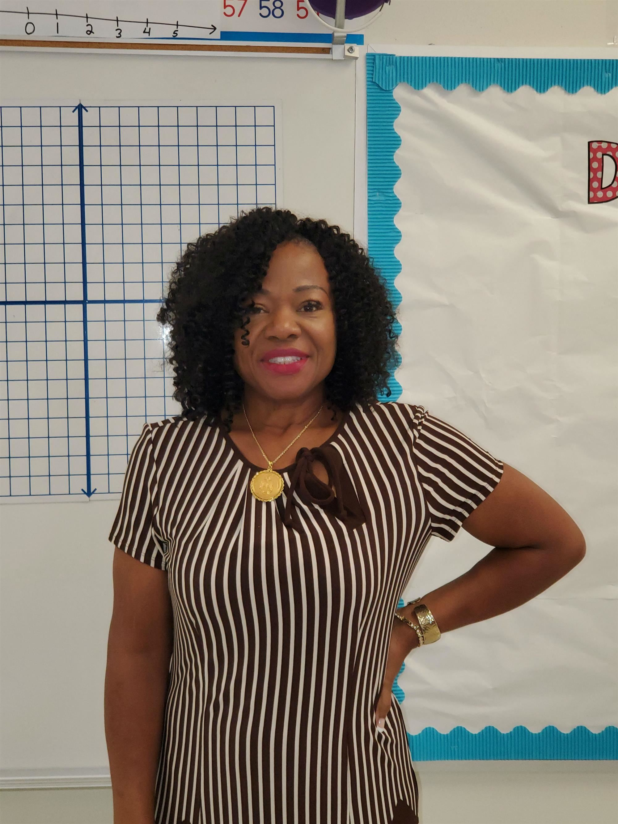 Ms. Levatta Levels, B.S., M.S., Ed.D Candidate
