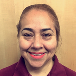 Vicky Gonzalez, Custodian, Thelma Richardson ES (focused)
