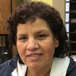 Maria Garcia, Lead Custodian, Custodial Services (flexible)