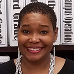 Kermange Johnson, Assistant Principal, Nathan Adams ES (focused)