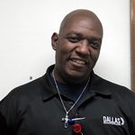 Warren Jones, Painting Supervisor, Maintenance and Facility Services (fast)