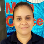 Ana Campos, Assistant Food Service (focused)
