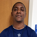 Robert Chisolm, Custodian, George Truett ES (friendly)