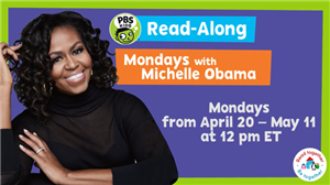 Reading with Michelle Obama