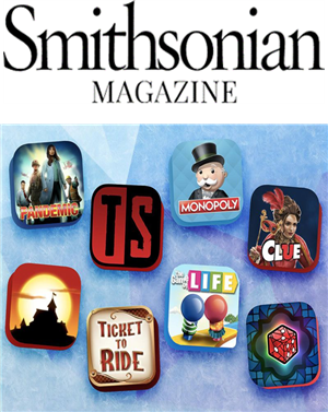 smithsonian magazine games