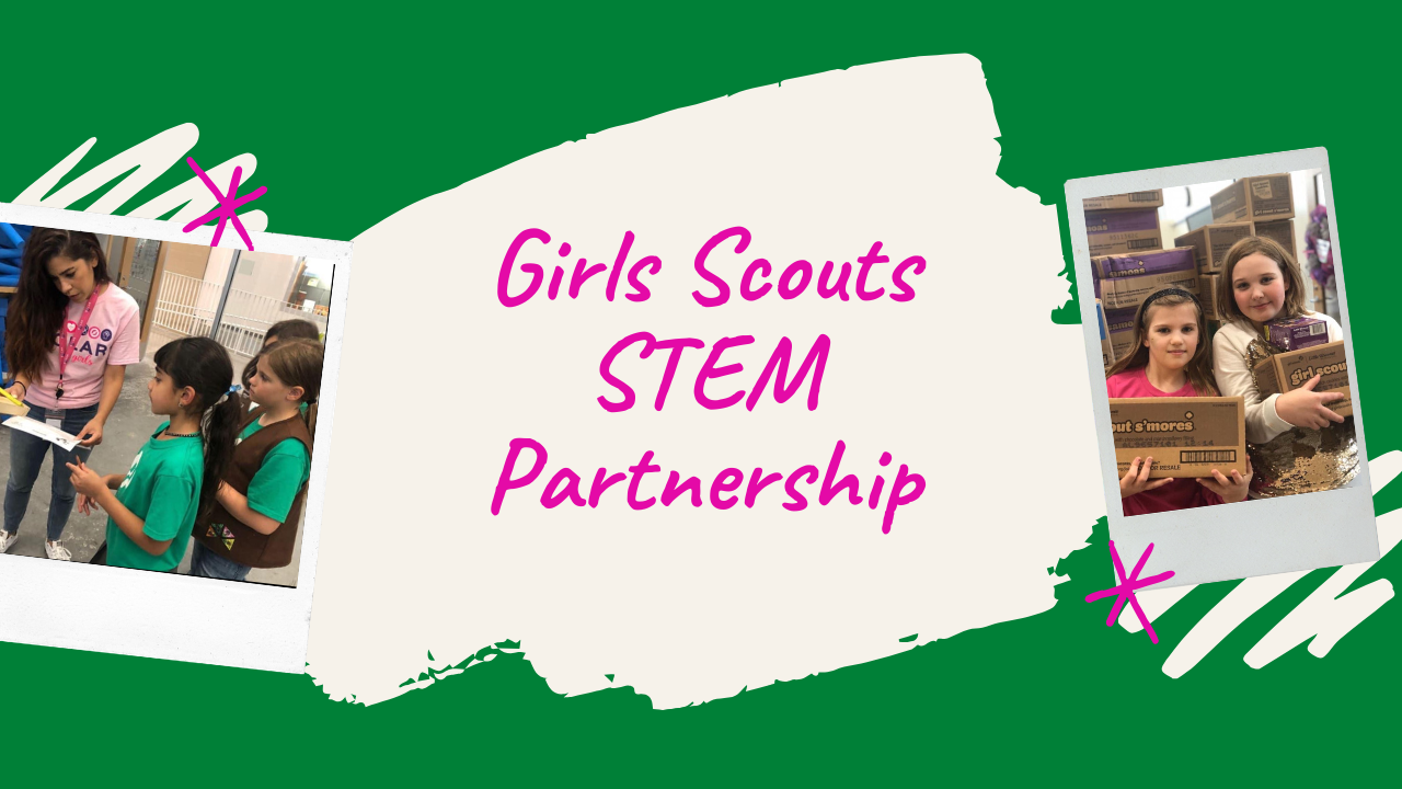 Girl Scout Banner