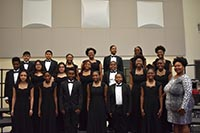 Billy E. Dade Middle School Choir