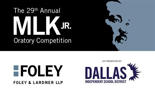 29th Annual MLK, Jr. Oratory Competition