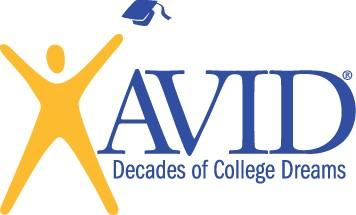 WE ARE AN AVID CAMPUS!!