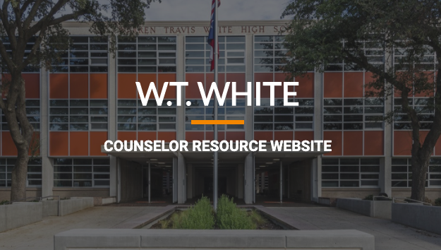 WTW Counselor Resource Website