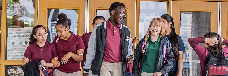 Sam Tasby Middle School / Sam Tasby Middle School