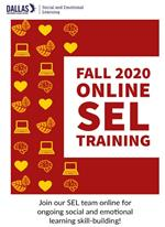 Fall 2020 Online Training Flyer