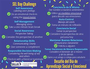 SEL Day Challenge
